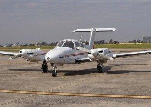 Seminole 2 used for pilot training