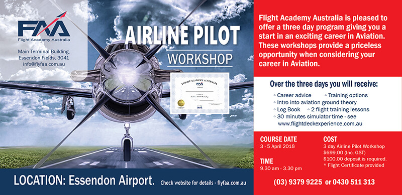 Airline Pilot Workshop for Airline Pilot Career