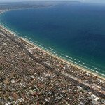 Port Phillip Bay Aerial